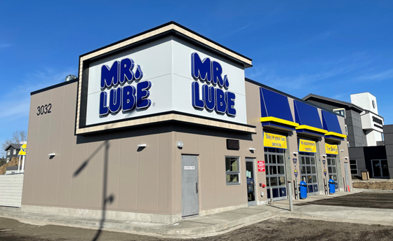 Mr. Lube for news update